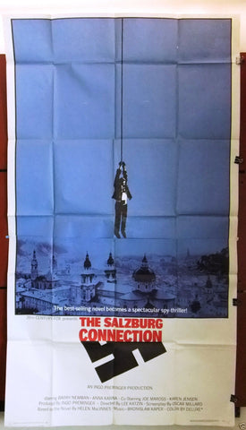 The Salzburg Connection 3sh Poster