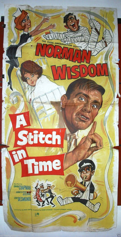 A Stitch in Time 3sh Poster