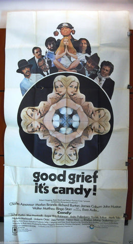 GOOD GRIEF ITS CANDY 3sh Poster