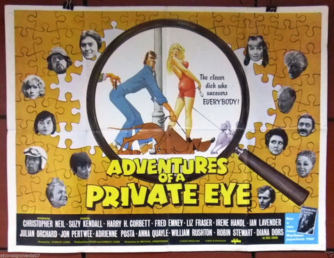 Adventures of a Private Quad Poster