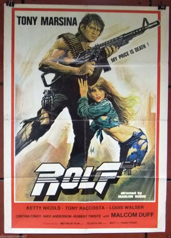 Rolf Poster