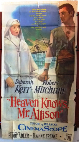Heaven Knows Mr. Allison 3sh Poster