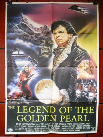 The Legend of the Golden Pear Poster