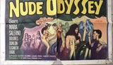 Nude Odyssey Poster