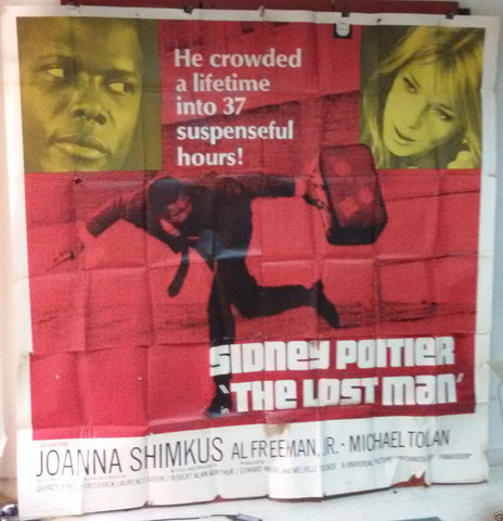 The Lost Man 6sh Poster