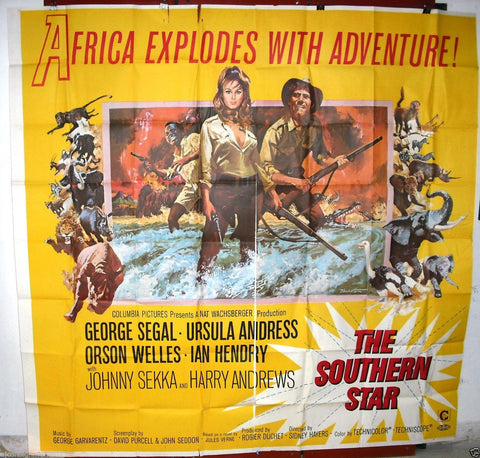 Southern Star The 6sh Poster