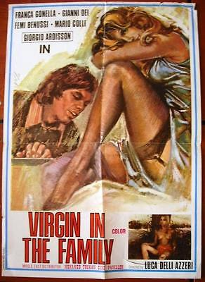 A Virgin in the Family Poster