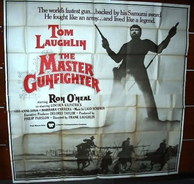 Master Gunfighter The 6sh Poster