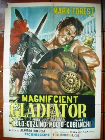 Magnificent Gladiator 2F Poster