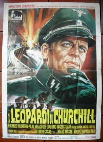 I Leopardi di Churchill 2F Poster