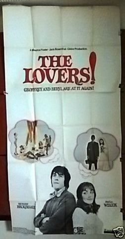The Lovers 3sh Poster
