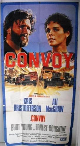 Convoy 3sh Poster