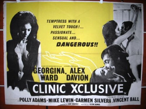 Clinic Xclusive Quad Poster