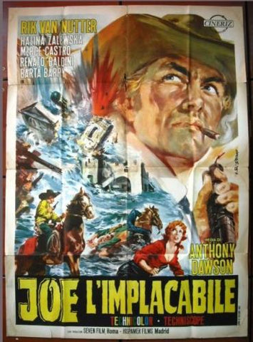 Joe l'implacabile 2F Poster