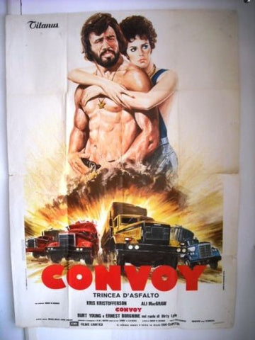 Convoy 2F Poster