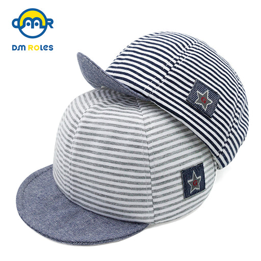 765bcf4d224 DMROLES 2018 Fashion Baby Baseball Caps