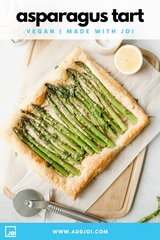 Asparagus and Cashew Puff Pastry