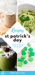 Celebrate Saint Patrick's Day with JOI: 3 Common Myths Debunked + 3 Healthy Recipes