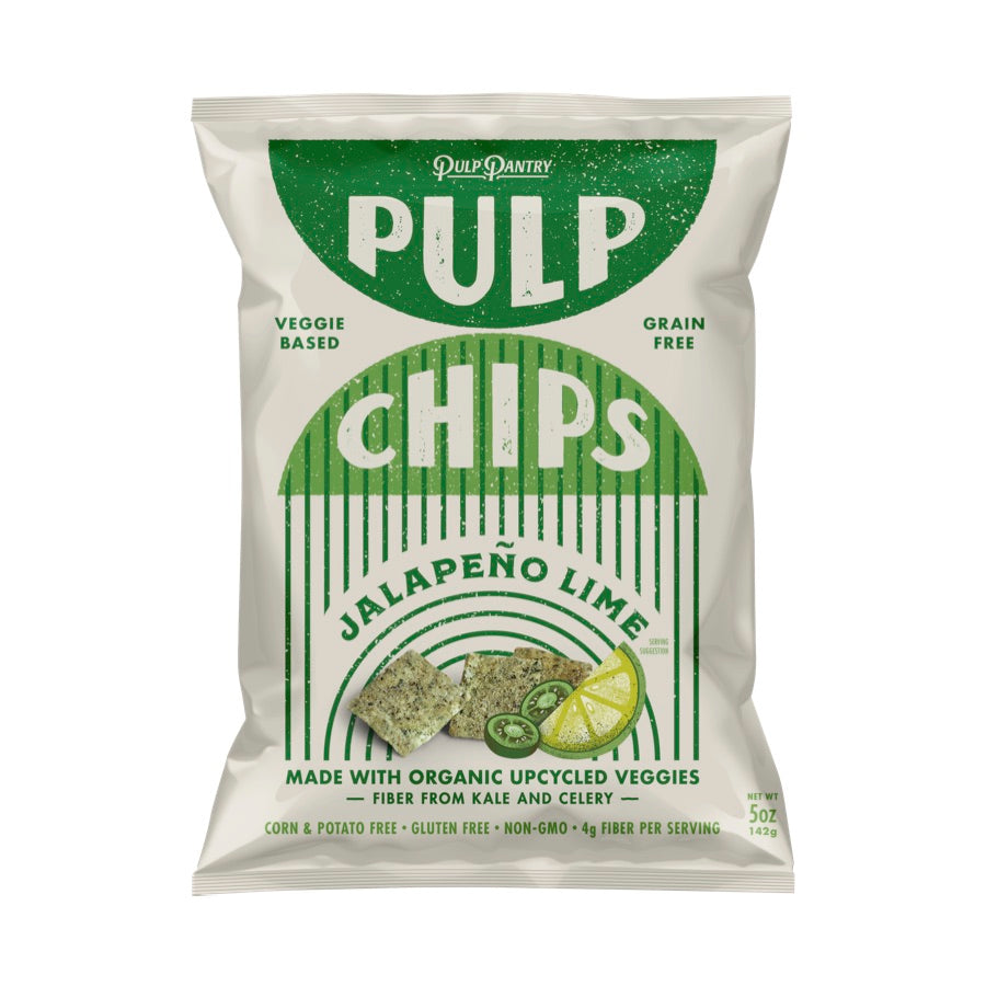 Jalapeño Lime Chips