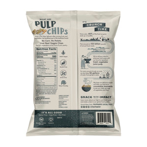 Pulp Pantry Sea Salt Chips
