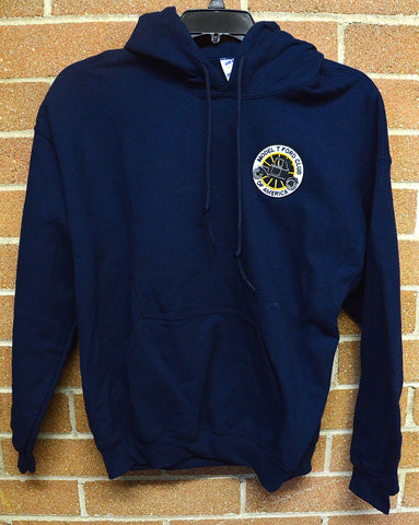 MTFCA logo Hooded Sweatshirt-Navy