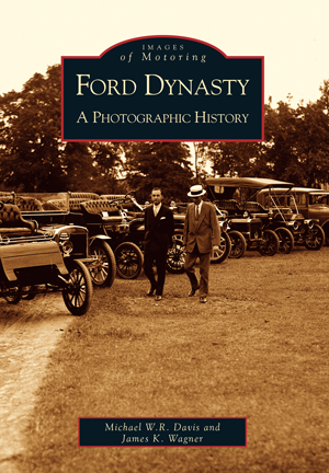 FORD DYNASTY: A Photographic History- Books
