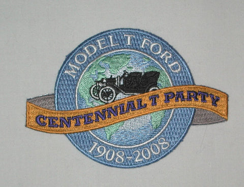 Centennial Jacket Patch