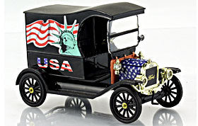 1912 Ford Model T Police Wagon