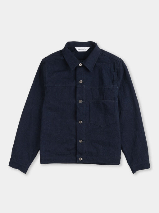 type 1s, denim jacket, indigo, 3sixteen