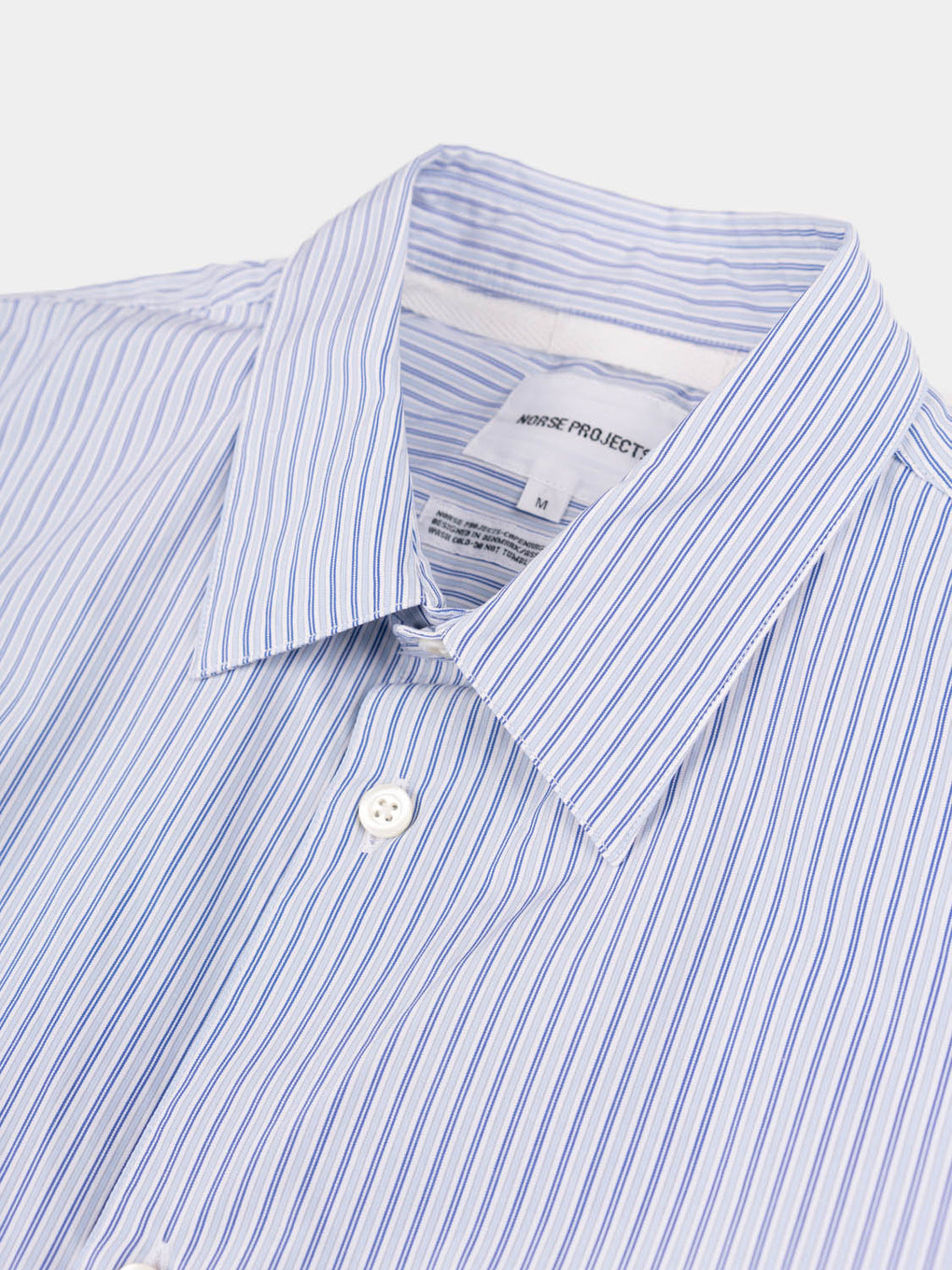 Hans Classic Stripe Pale Blue Multi Stripe