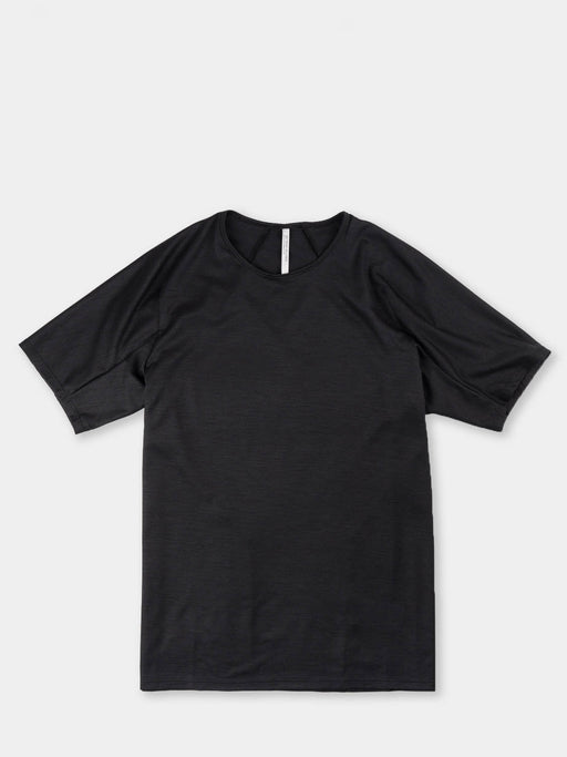 Mens black t-shirt, Cevian, Veilance
