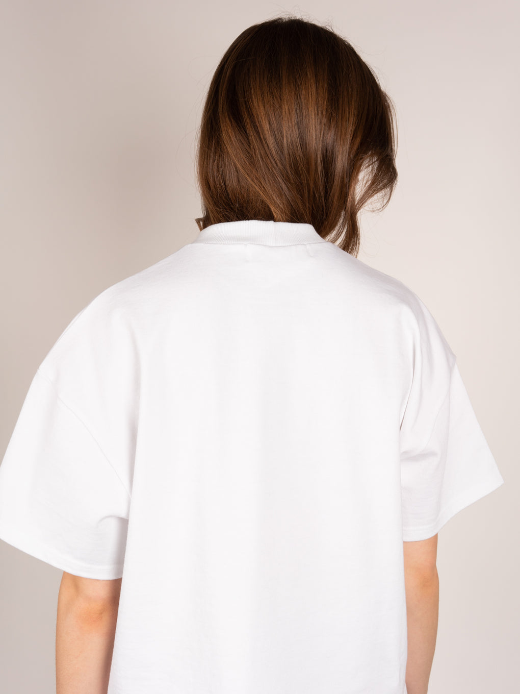 Square T-shirt White