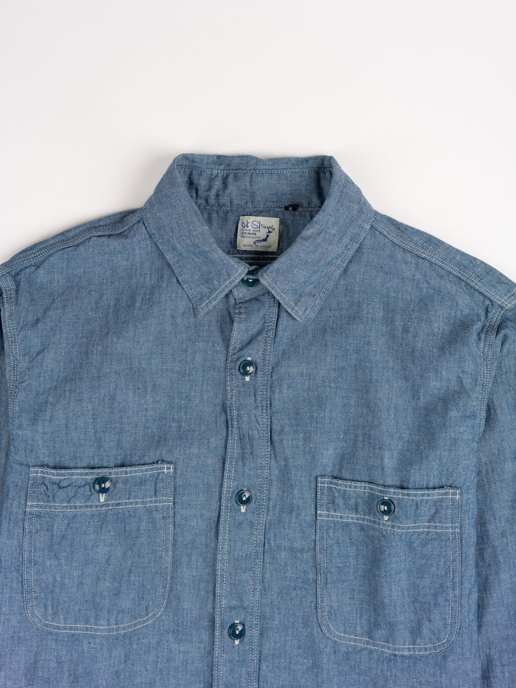 Work Shirt Chambray