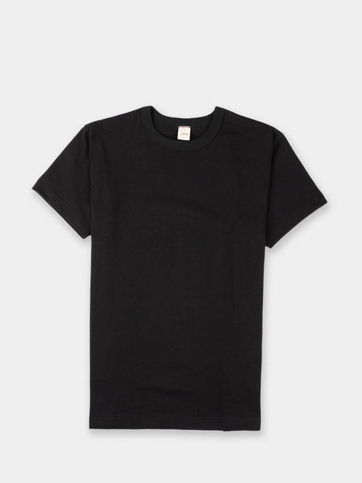 heavyweight tee, mens tshirt, black, 3sixteen