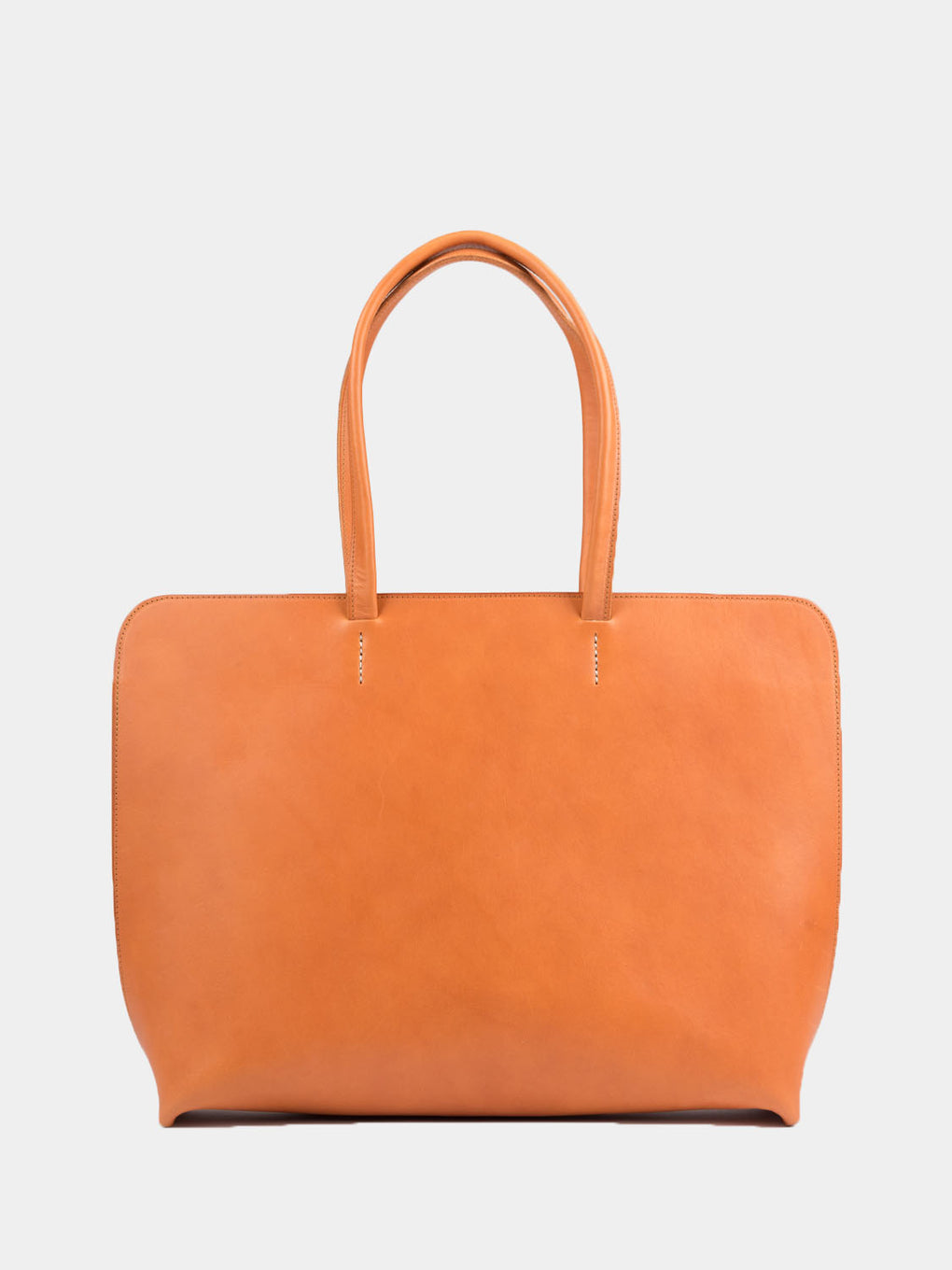 minimalist style, womens bag, tote bag, english bridal leather, vegetable tanned, Sara Barner
