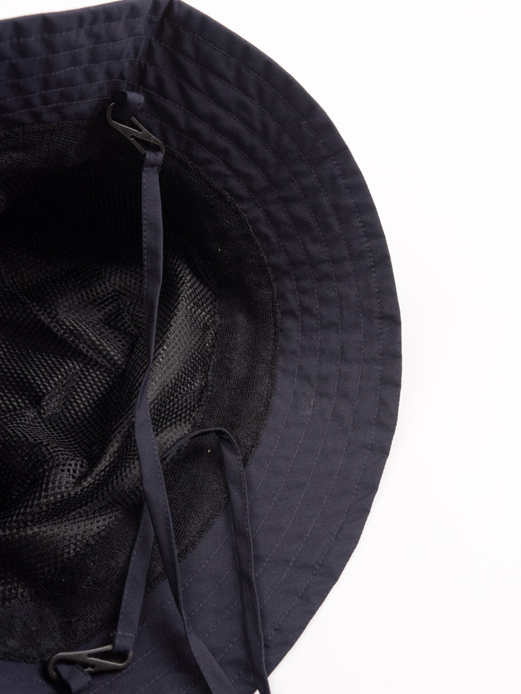 Gore Tex Bucket Hat Dark Navy