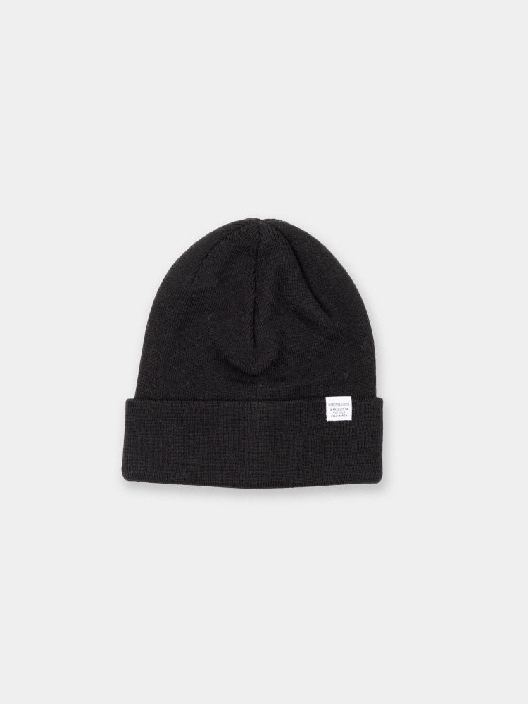 Norse Top Beanie, Black, Norse Projects