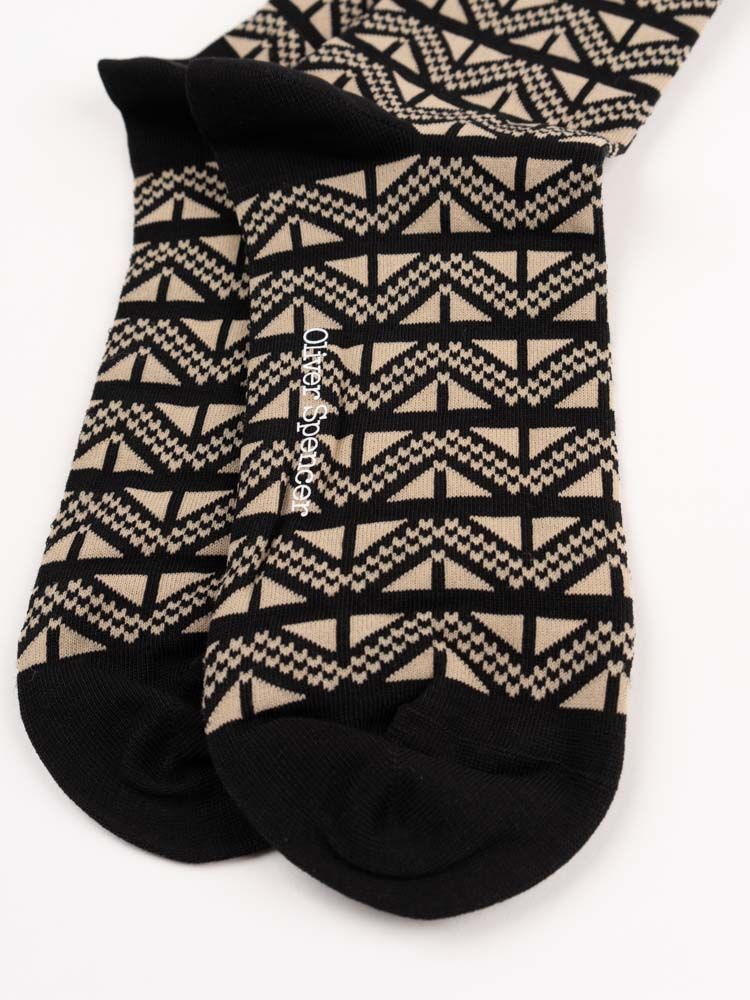 Miller Socks Black