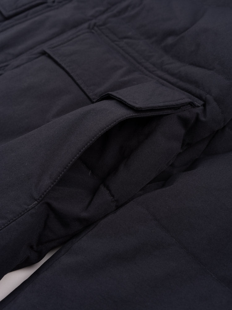 Willum Dry Nylon Dark Navy