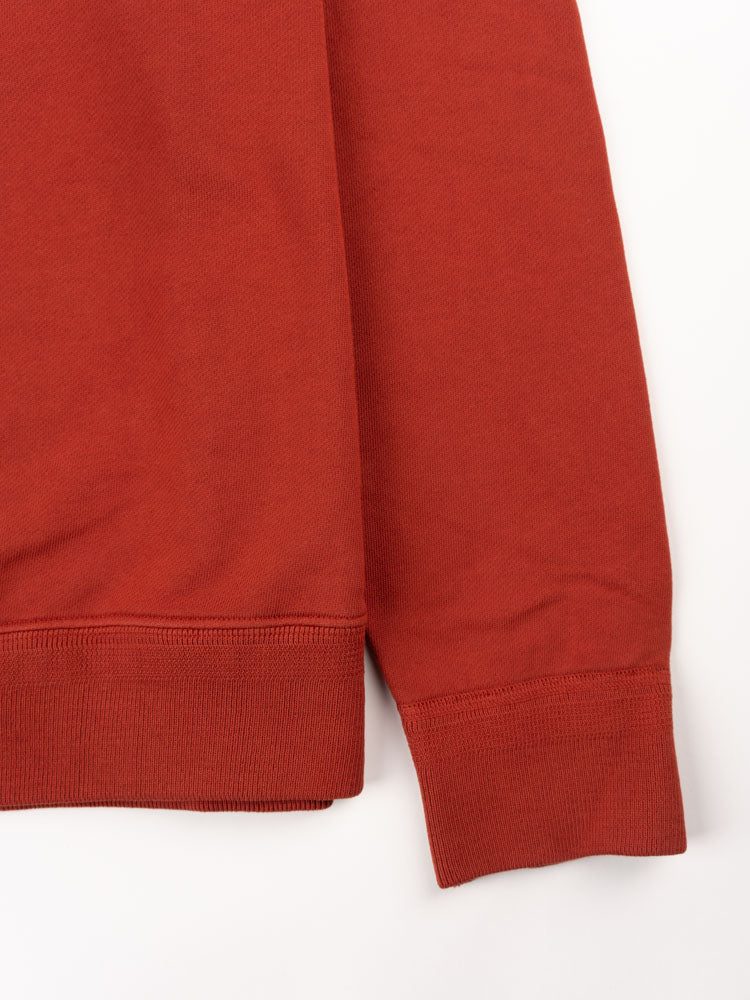 44 Fleece Red Ochre