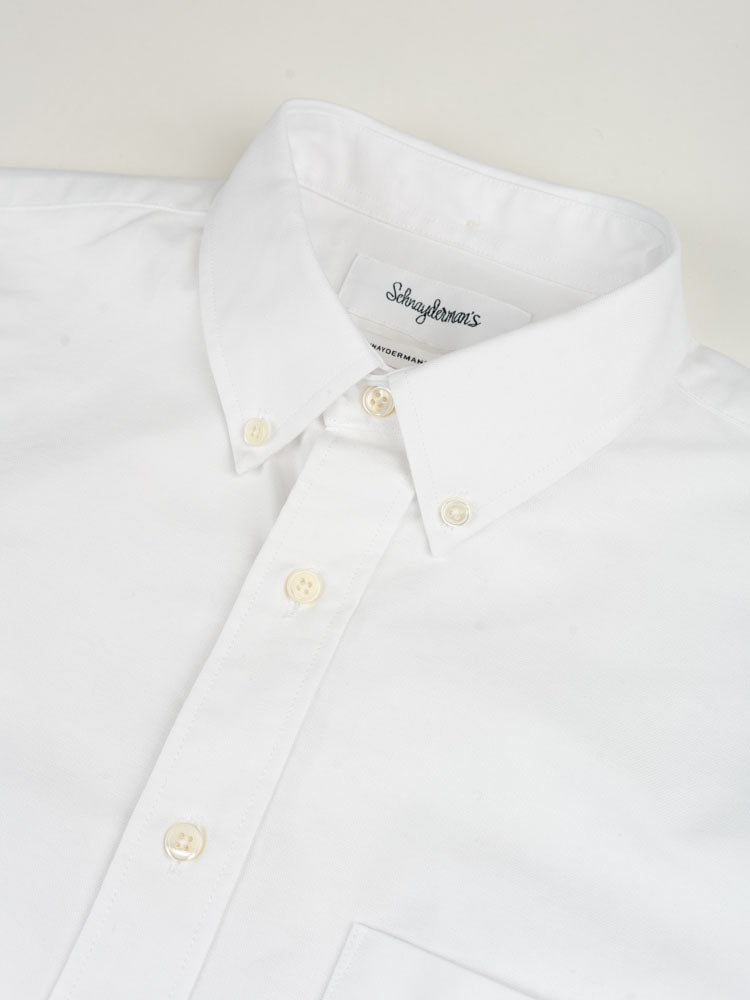 Shirt Oxford One White