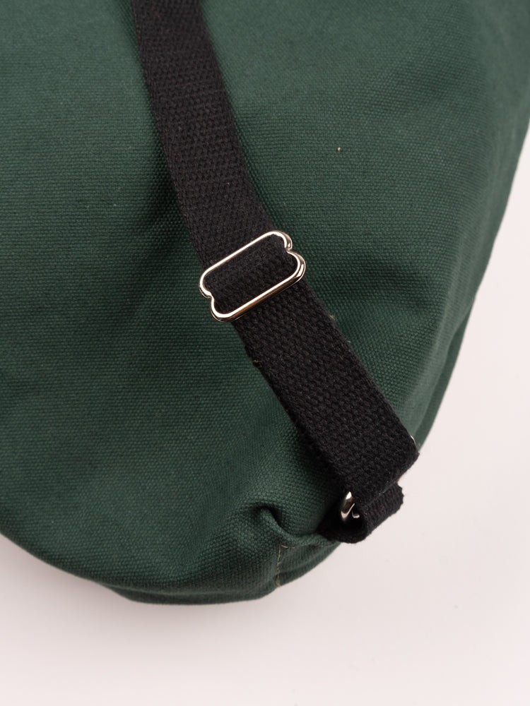 day pack, hunter green, south2 west8, adjustable straps