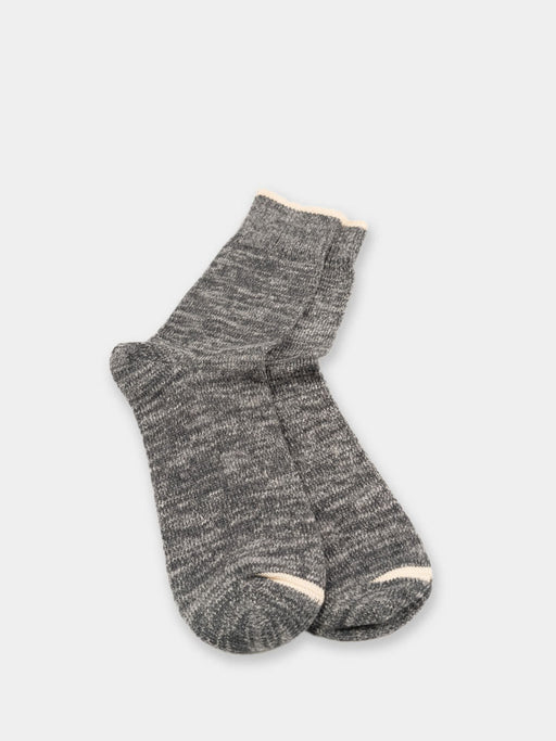 Top Stripe Sock Charcoal