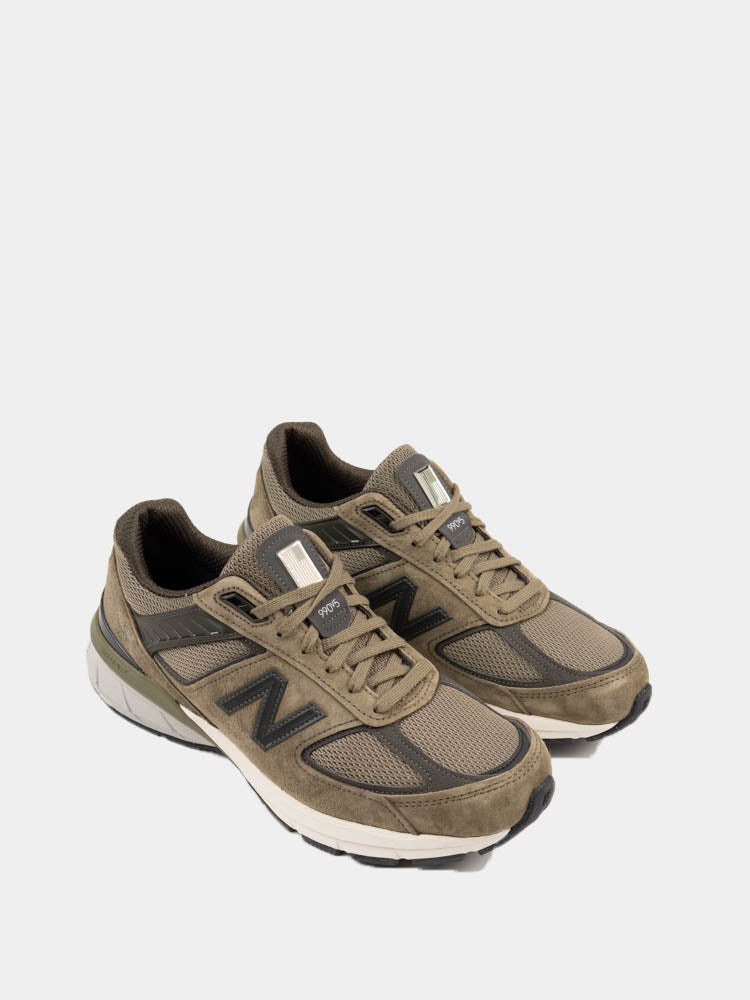 m990ae5, olive, new balance, top view
