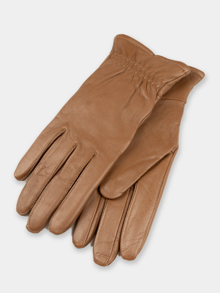 Asa Leather Gloves Duck