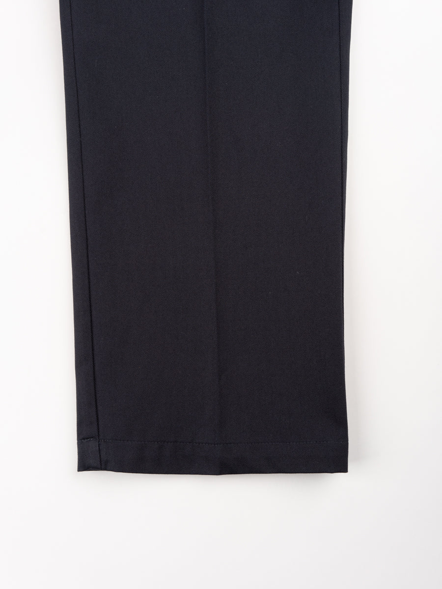 Albin Chino, Dark Navy, Norse Projects, cuff detail