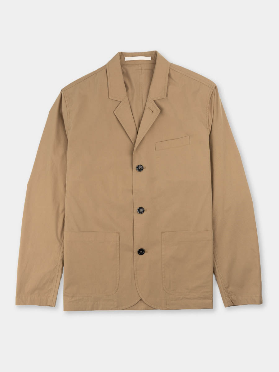lars packable jacket, utility khaki, norse projects