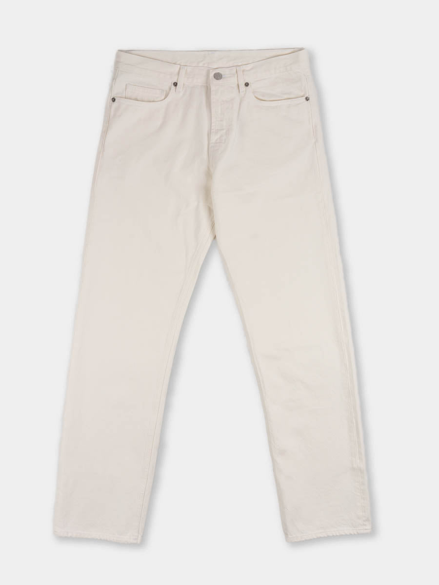 Norse regular denim, ecru, norse projects