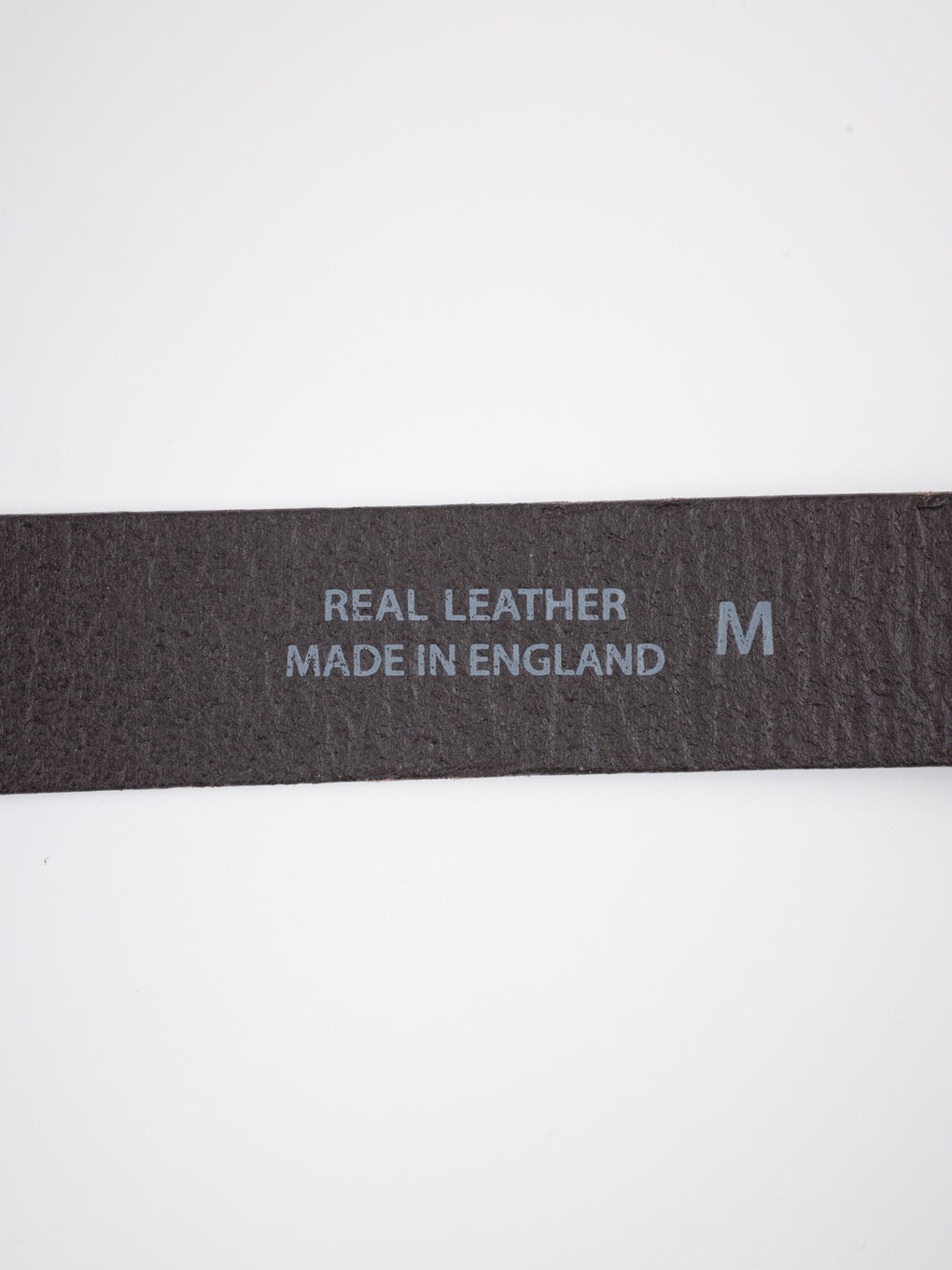 Coniston Belt Leather Dark Brown