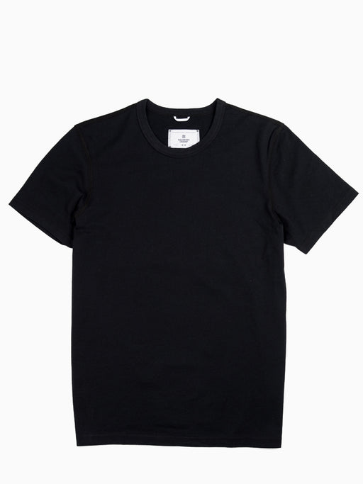 2 pack of premium mens tshirt in black from Reigning champ